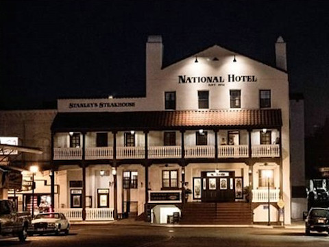 National Hotel, Jackson, CA